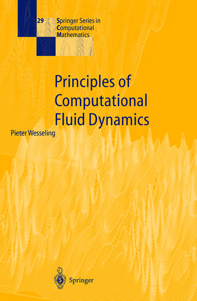 Principles of Computational Fluid Dynamics - Coverbild