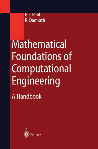 Mathematical Foundations of Computational Engineering - Coverbild