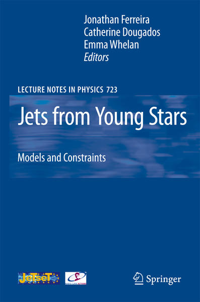 Jets from Young Stars - Coverbild
