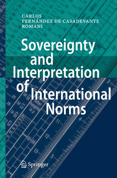 Sovereignty and Interpretation of International Norms - Coverbild