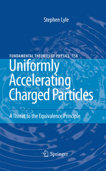 Uniformly Accelerating Charged Particles - Coverbild