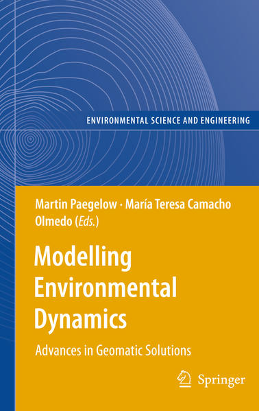Modelling Environmental Dynamics - Coverbild