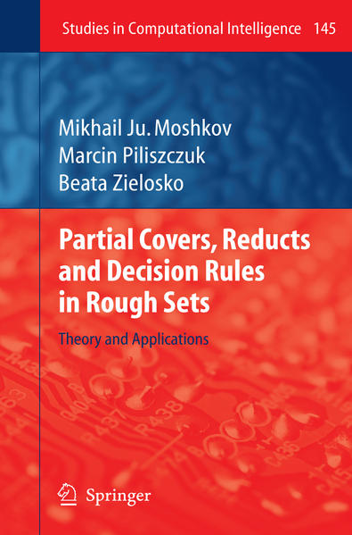Partial Covers, Reducts and Decision Rules in Rough Sets - Coverbild