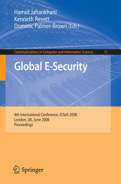 Global E-Security Epub Kostenloser Download
