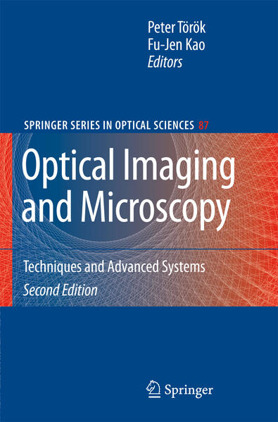 Optical Imaging and Microscopy - Coverbild