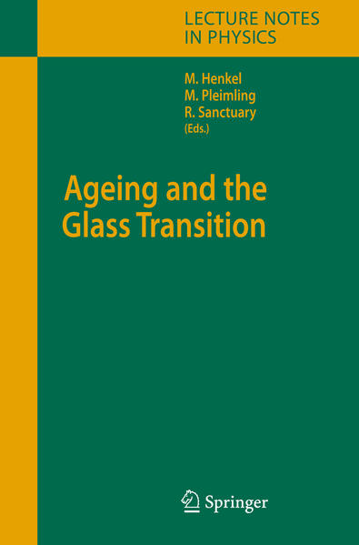 Ageing and the Glass Transition - Coverbild
