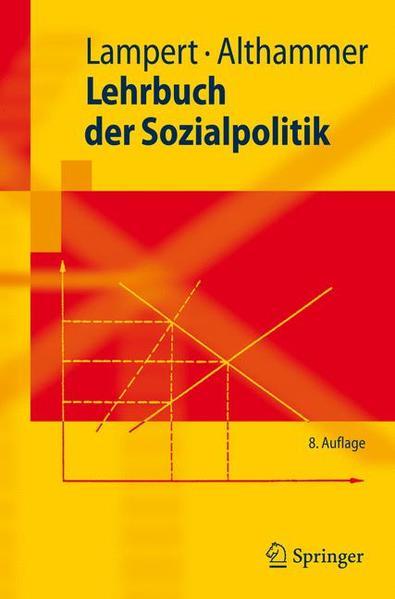 Lehrbuch der Sozialpolitik - Coverbild