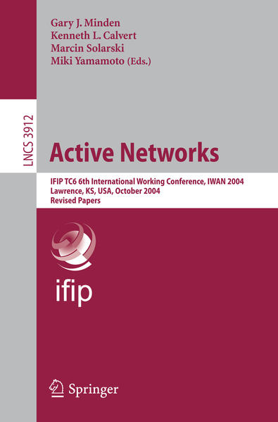 Active Networks - Coverbild