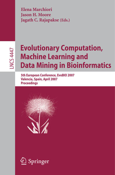 Evolutionary Computation, Machine Learning and Data Mining in Bioinformatics - Coverbild