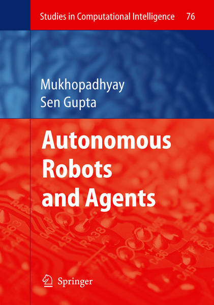 Autonomous Robots and Agents - Coverbild