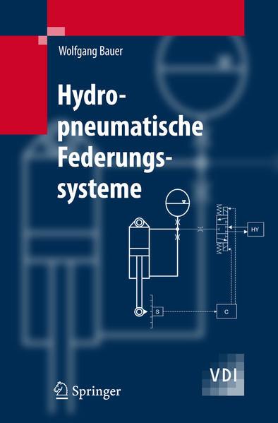 Hydropneumatische Federungssysteme - Coverbild