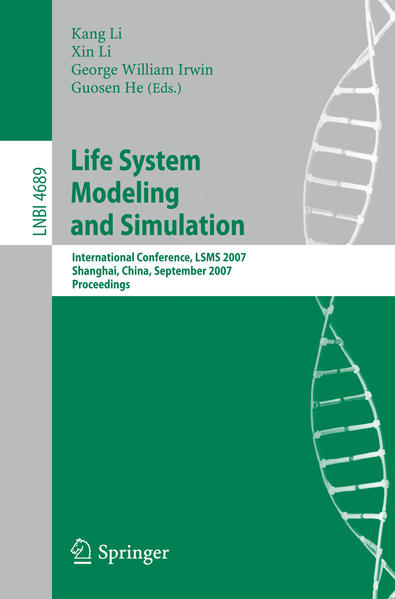 Life System Modeling and Simulation - Coverbild
