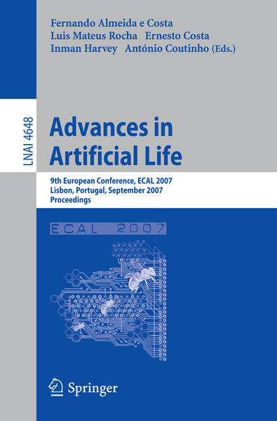 Advances in Artificial Life - Coverbild