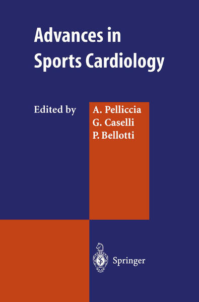 Advances in Sports Cardiology - Coverbild