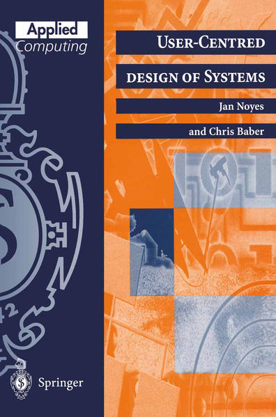 User-Centred Design of Systems - Coverbild