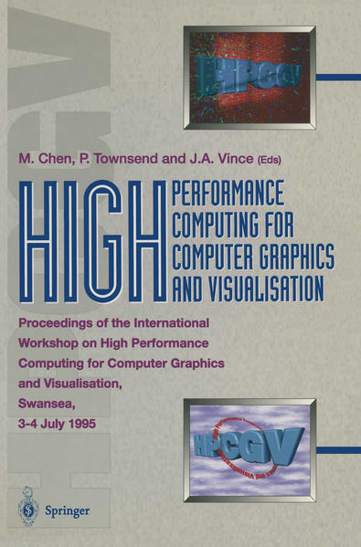 High Performance Computing for Computer Graphics and Visualisation - Coverbild