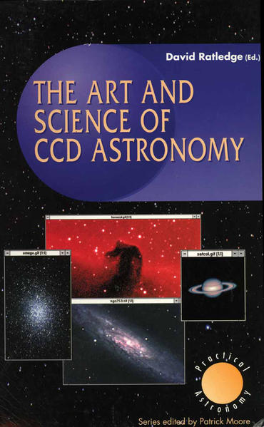 The Art and Science of CCD Astronomy - Coverbild