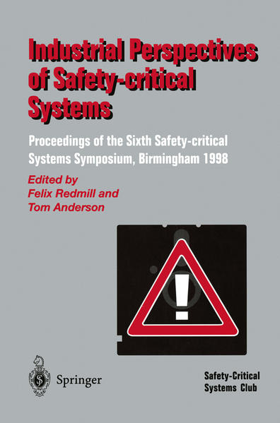 Industrial Perspectives of Safety-critical Systems - Coverbild