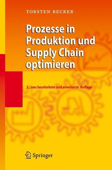 Prozesse in Produktion und Supply Chain optimieren - Coverbild
