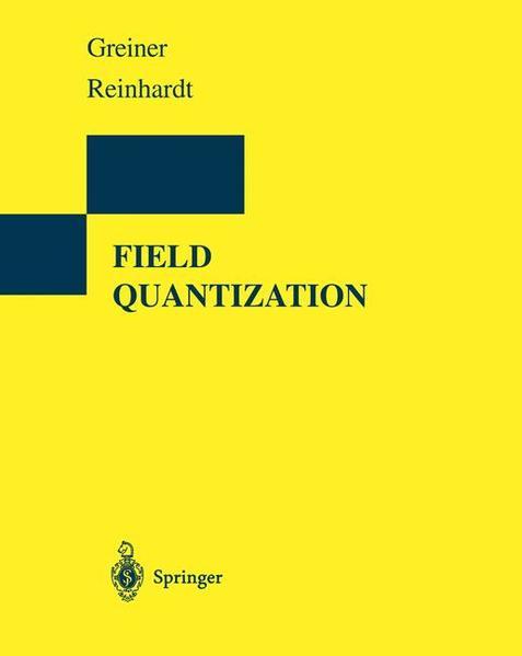 Field Quantization - Coverbild
