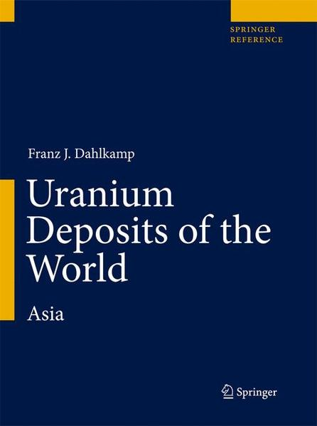 Uranium Deposits of the World - Coverbild