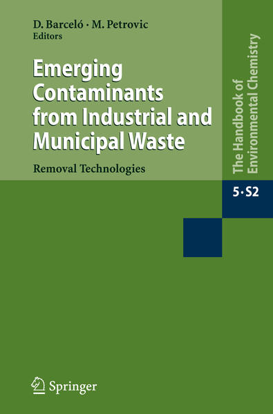 Emerging Contaminants from Industrial and Municipal Waste - Coverbild