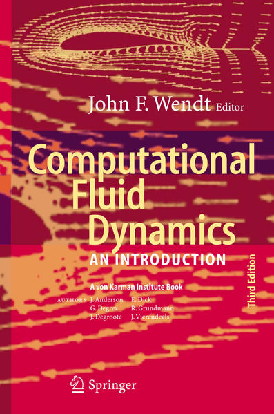 Computational Fluid Dynamics - Coverbild