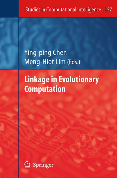 Linkage in Evolutionary Computation - Coverbild
