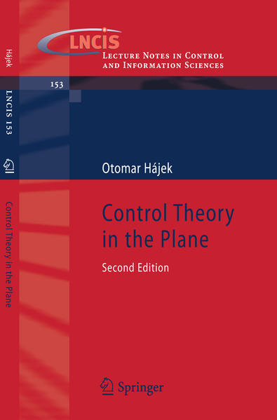 Control Theory in the Plane - Coverbild