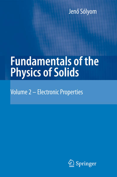 Fundamentals of the Physics of Solids - Coverbild