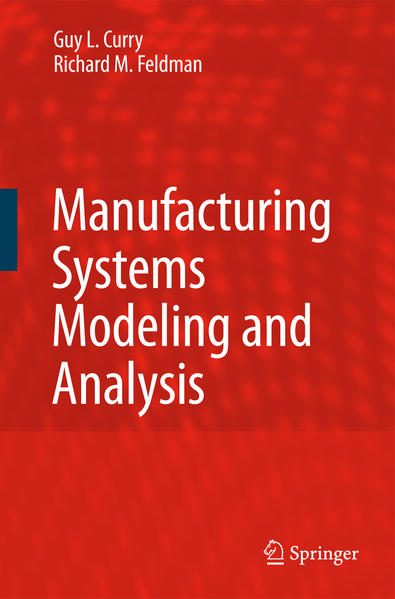 Manufacturing Systems Modeling and Analysis - Coverbild