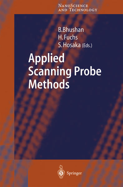 Applied Scanning Probe Methods - Coverbild