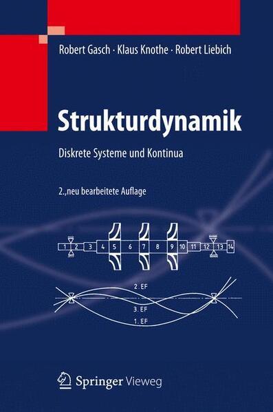 Strukturdynamik - Coverbild