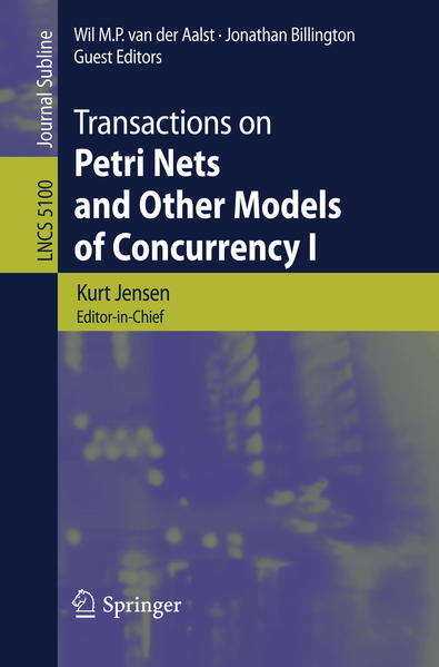 Transactions on Petri Nets and Other Models of Concurrency I - Coverbild