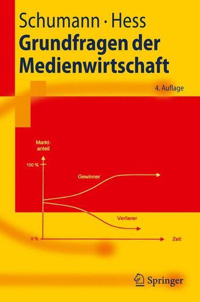 Grundfragen der Medienwirtschaft - Coverbild