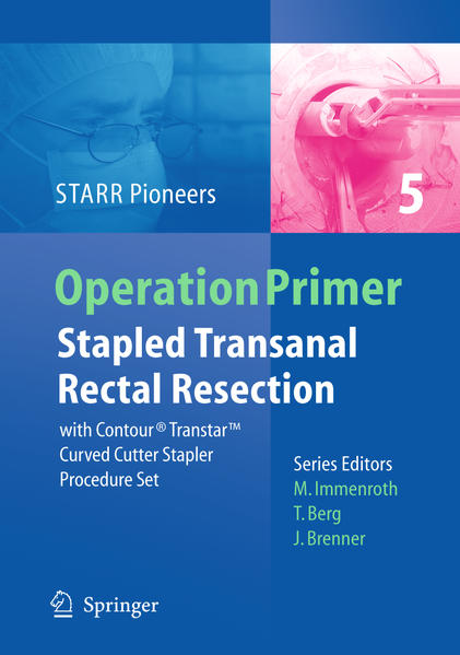 Stapled Transanal Rectal Resection - Coverbild