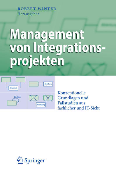 Management von Integrationsprojekten - Coverbild