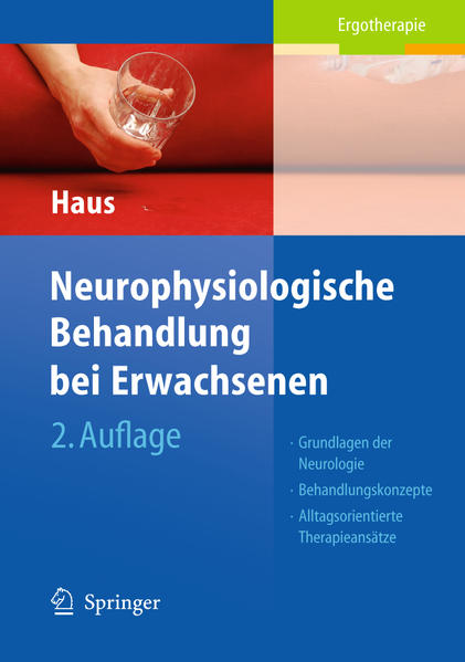 Neurophysiologische Behandlung bei Erwachsenen - Coverbild