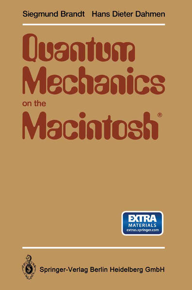 Quantum Mechanics on the Macintosh® - Coverbild