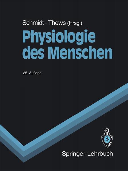 Physiologie des Menschen - Coverbild