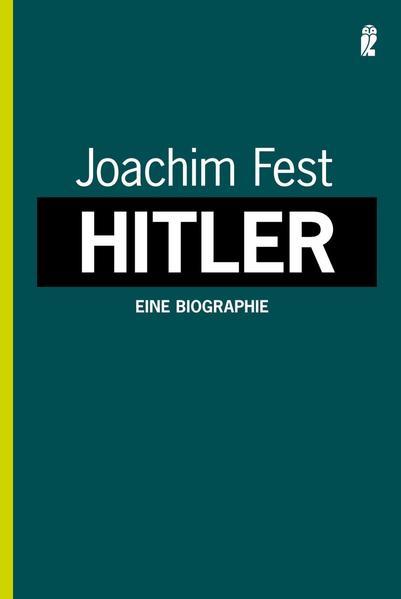 Hitler - Coverbild