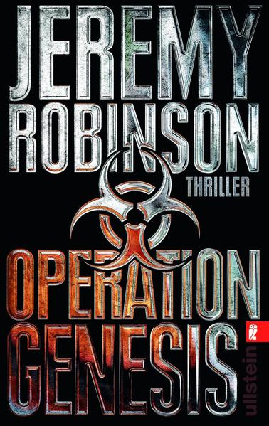Operation Genesis - Coverbild