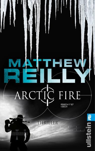 Arctic Fire - Coverbild