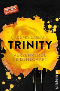 Trinity - Verzehrende Leidenschaft Cover
