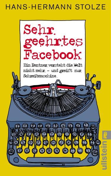 Sehr geehrtes Facebook! - Coverbild