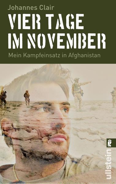 Vier Tage im November - Coverbild