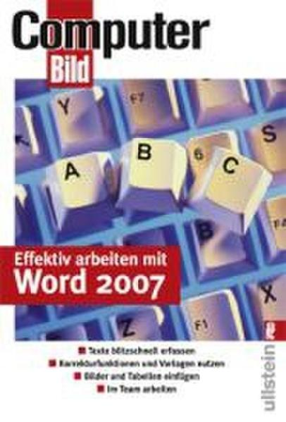 Effektiv arbeiten mit Word 2007 - Coverbild