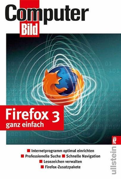 Firefox 3 ganz einfach - Coverbild