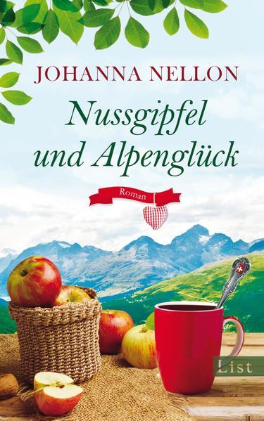 Nussgipfel und Alpenglück - Coverbild