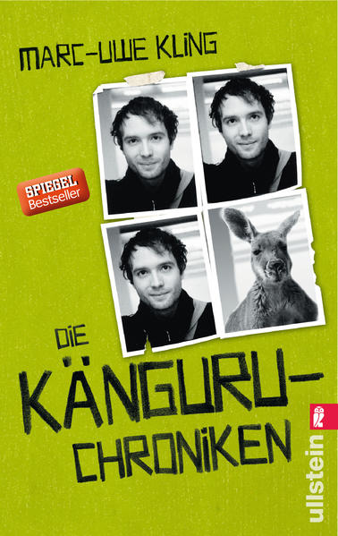 Die Känguru-Chroniken - Coverbild